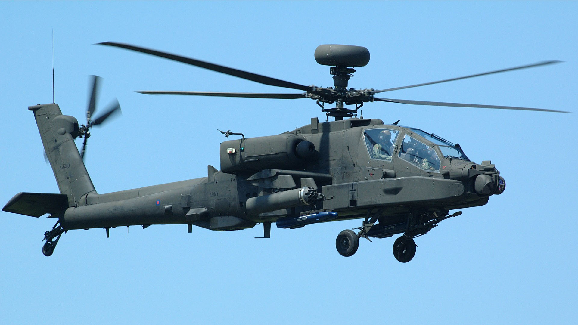 Military Helicopter Aircraft